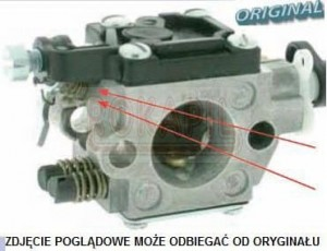 Gaźnik do DOLMAR-MAKITA mod.: 153